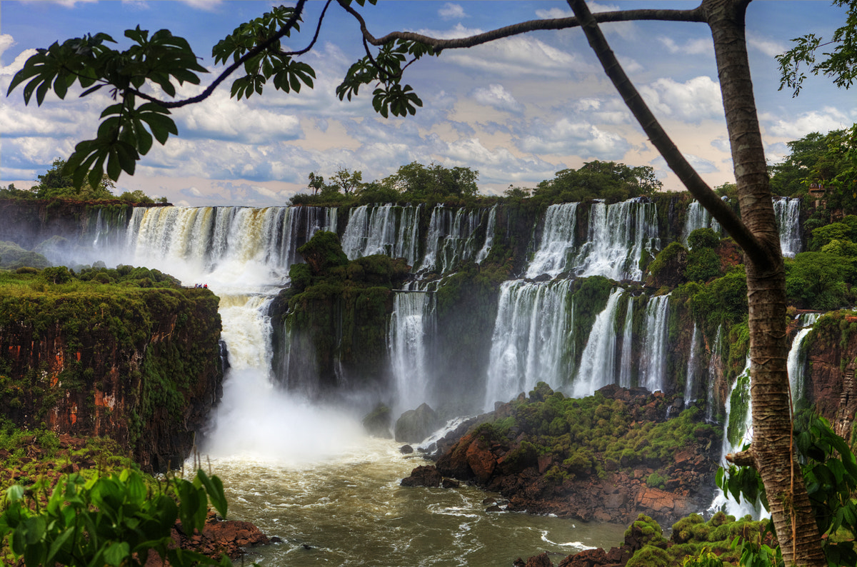 Photograph Iguazu Waterfalls by Aubrey Stoll on 500px