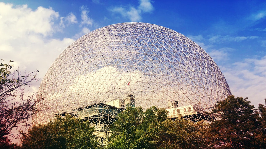 Montreal Biosphere by Shahriar Rostami on 500px.com