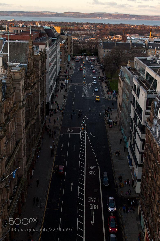 Photograph Edinburgh by Monika Wadowska on 500px