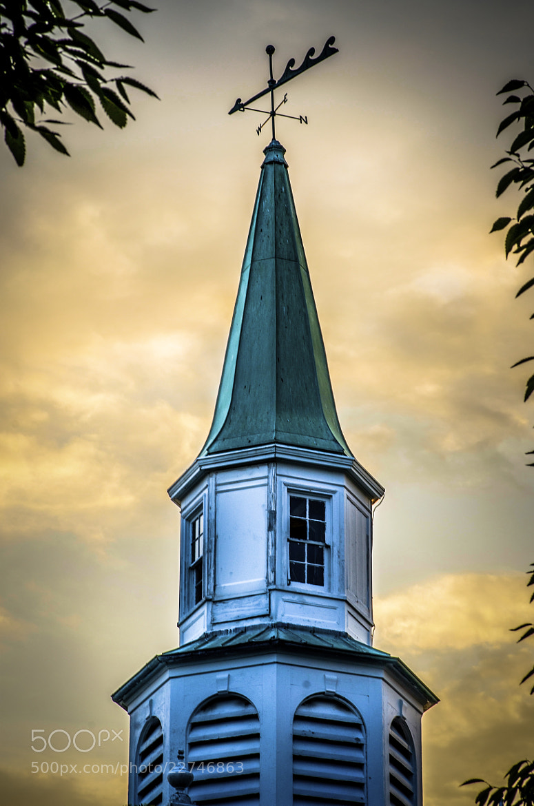 Photograph The Steeple by ellen  on 500px