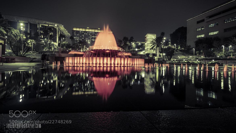 Photograph Arthur J. Will Memorial Fountain by Fernando De Oliveira on 500px