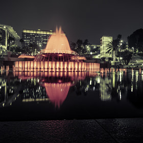 Arthur J. Will Memorial Fountain by Fernando Oliveira (fbetophotography)) on 500px.com