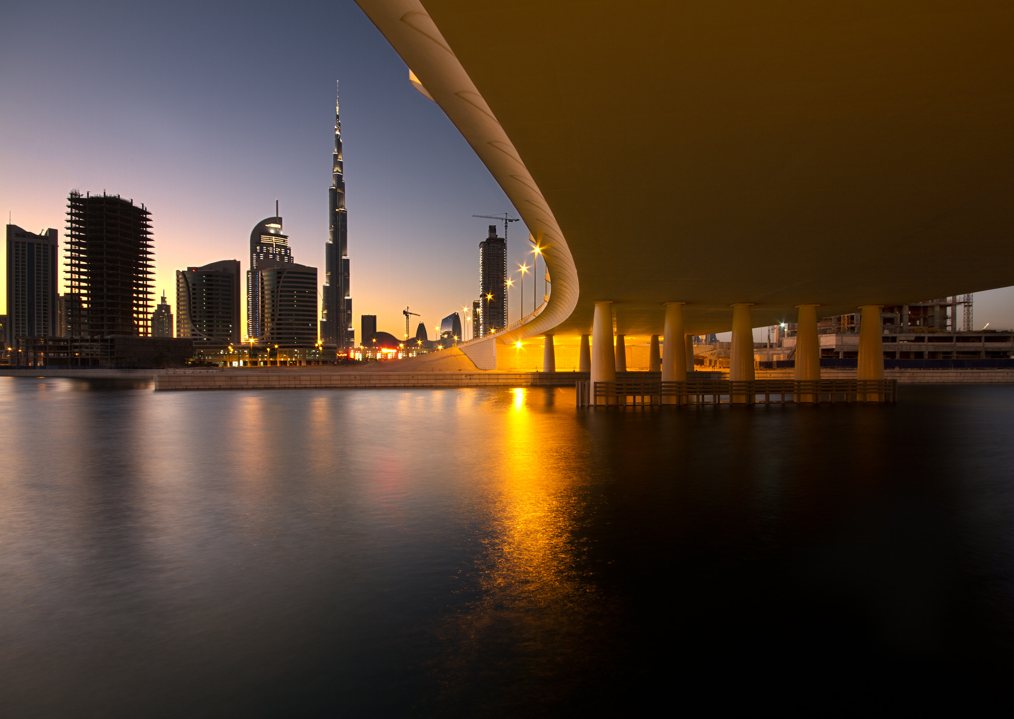 Photograph Burj Khalifia by Martin Currie on 500px