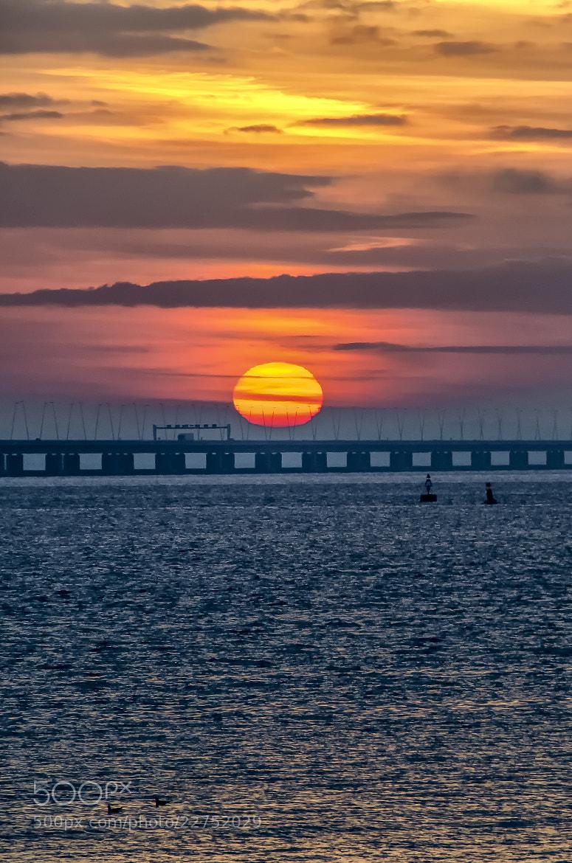Photograph Sunrise by Pedro Duarte on 500px