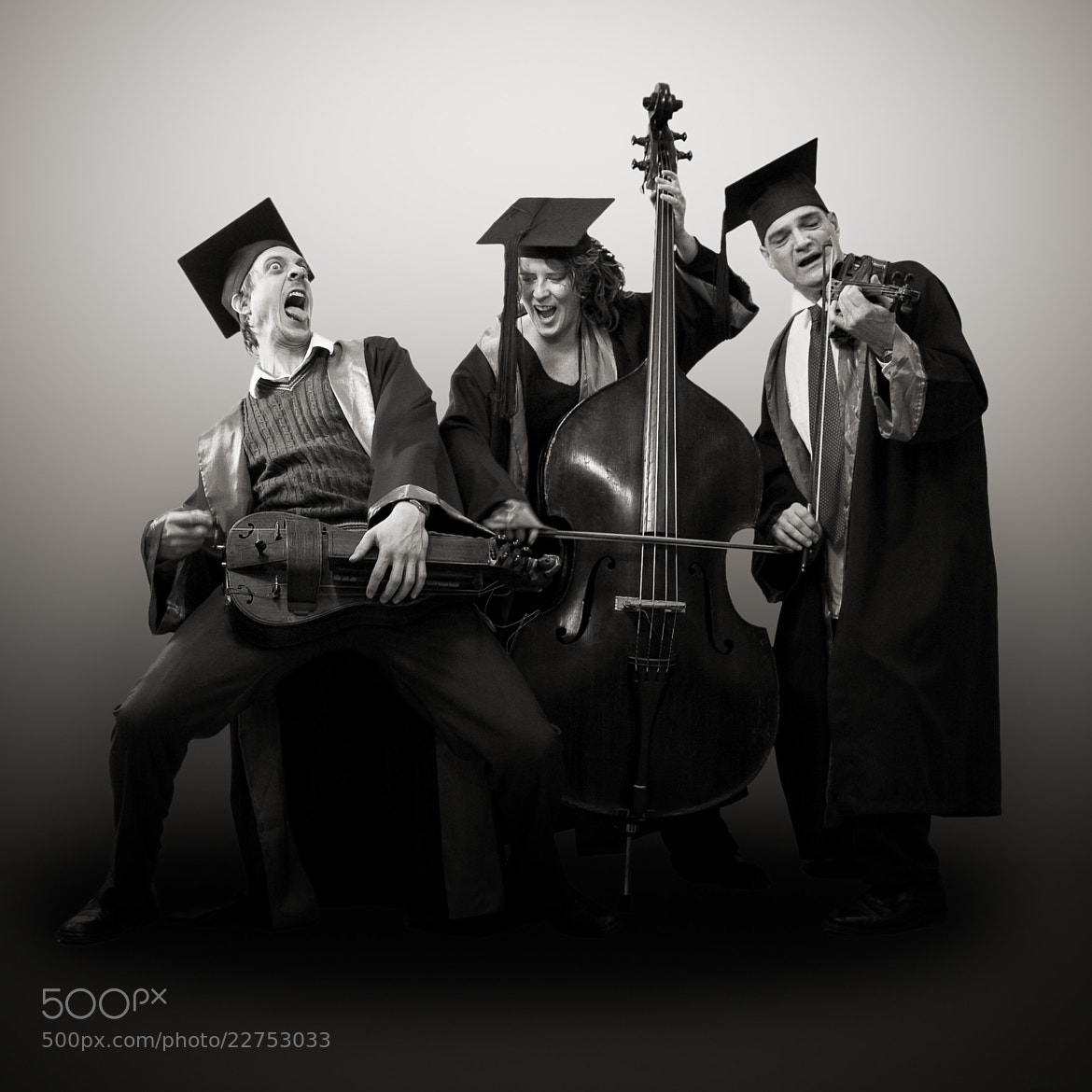 Photograph The Professers by Mathias Vejerslev on 500px