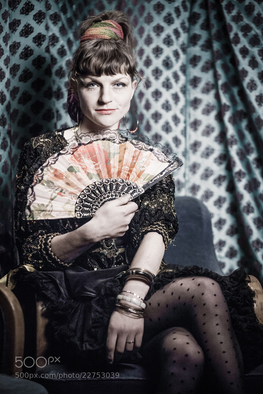 Photograph Cabaret dancer by Mathias Vejerslev on 500px