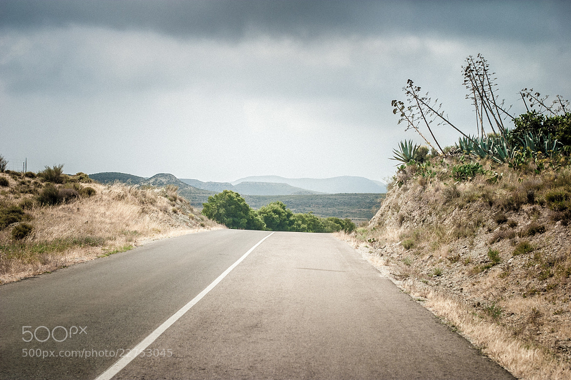 Photograph Roadside, Andalucia, Spain by Mathias Vejerslev on 500px