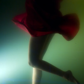 Red skirt by Mathias Vejerslev (MathiasVejerslev)) on 500px.com
