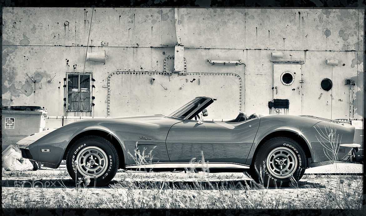 Photograph '73 Vette by Mathias Vejerslev on 500px