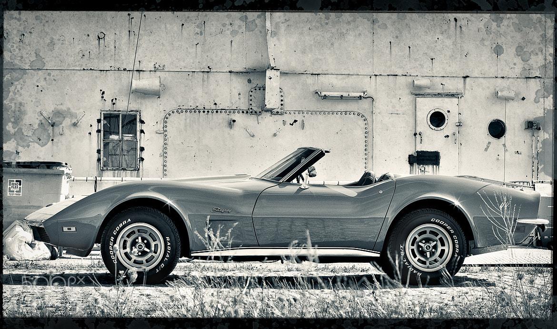 Photograph '73 Vette by Mathias Vejerslev on 500px