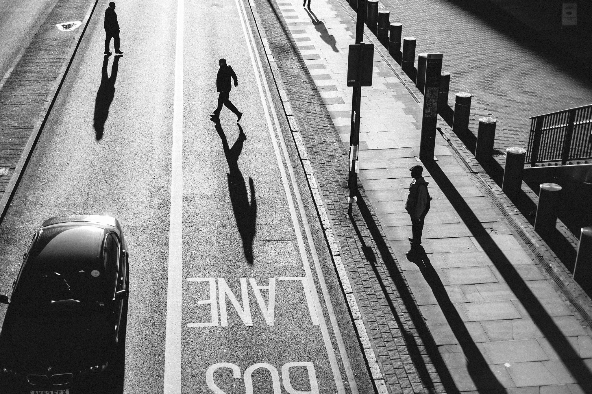 Photograph Crossing by Paul Bence on 500px