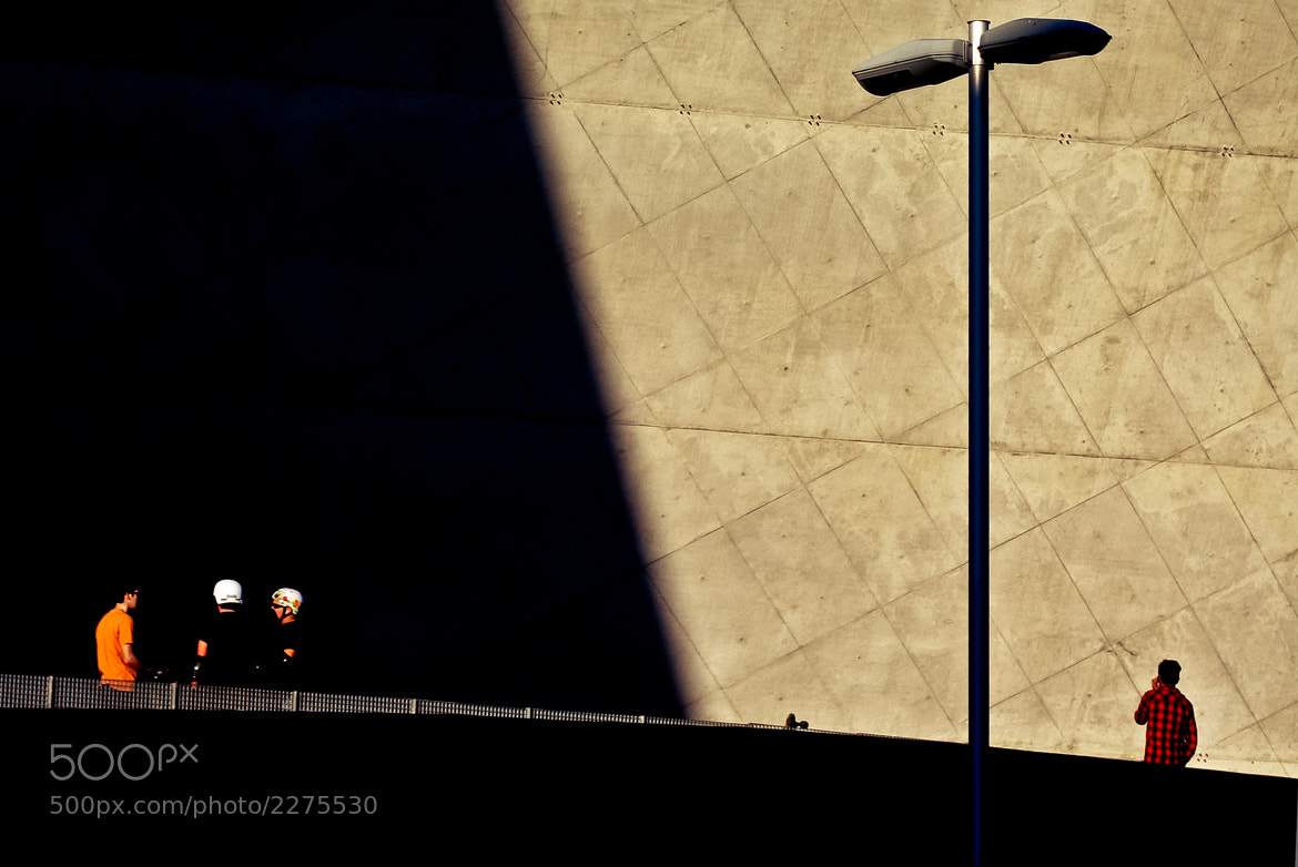 Photograph Two degrees of separation by Nuno Monteiro on 500px