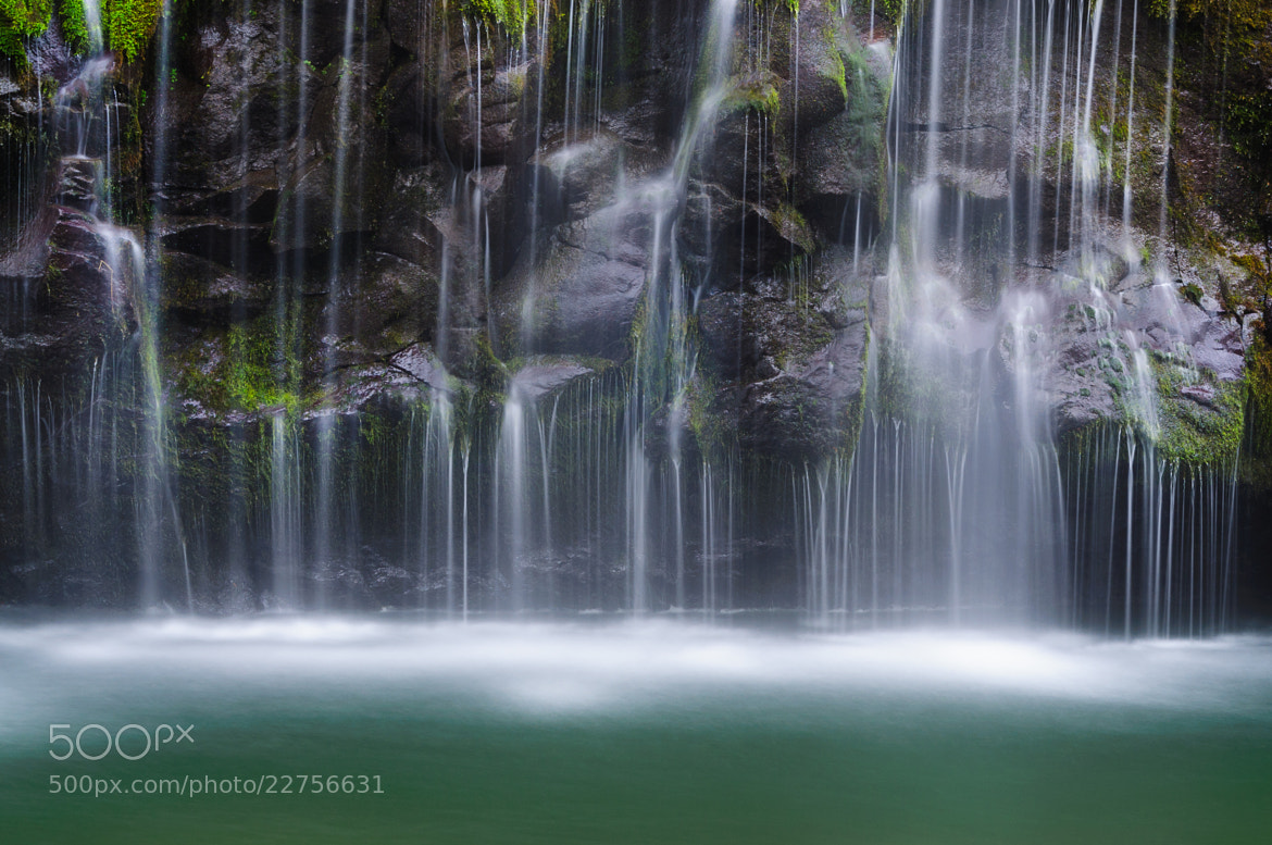 Photograph Verbose (Mossbrae Falls) by Eric Leslie on 500px