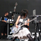 Постер, плакат: Skillet performs at Verizon Wireless Amphitheatre Irvine CA