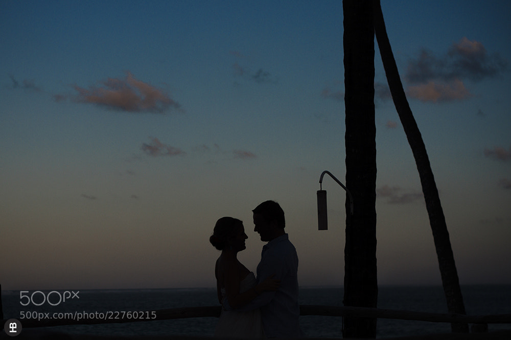 Photograph Wedding at Jellyfish Punta Cana by Hernán Btesh on 500px