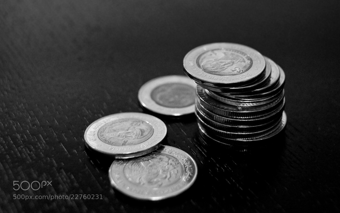 Photograph Coins by thegeekinside on 500px