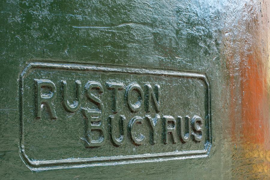 Ruston Bucyrus