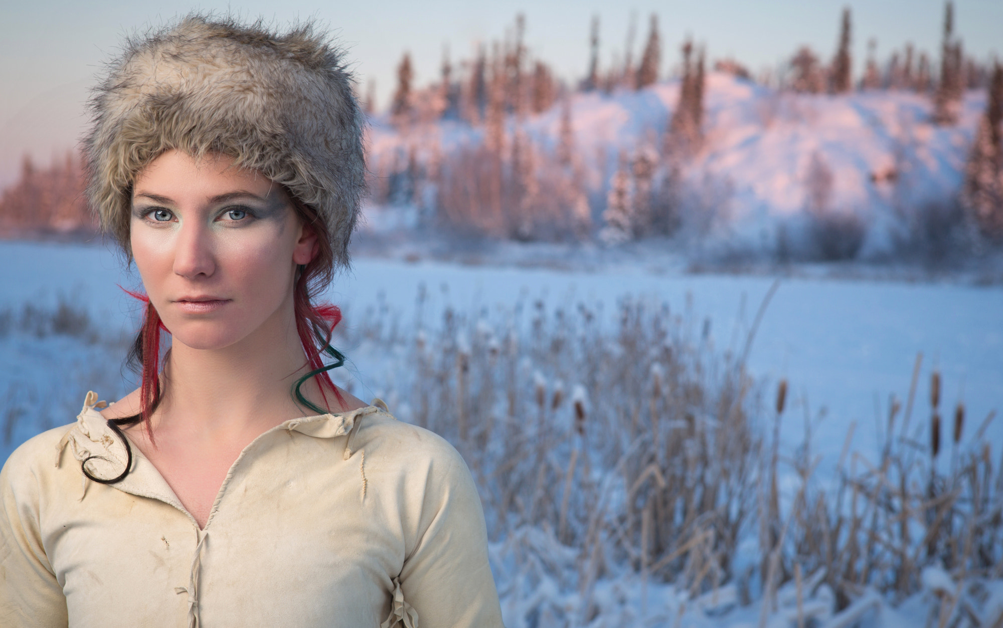Photograph You Can't Take The North Out Of The Girl by Dave Brosha on 500px