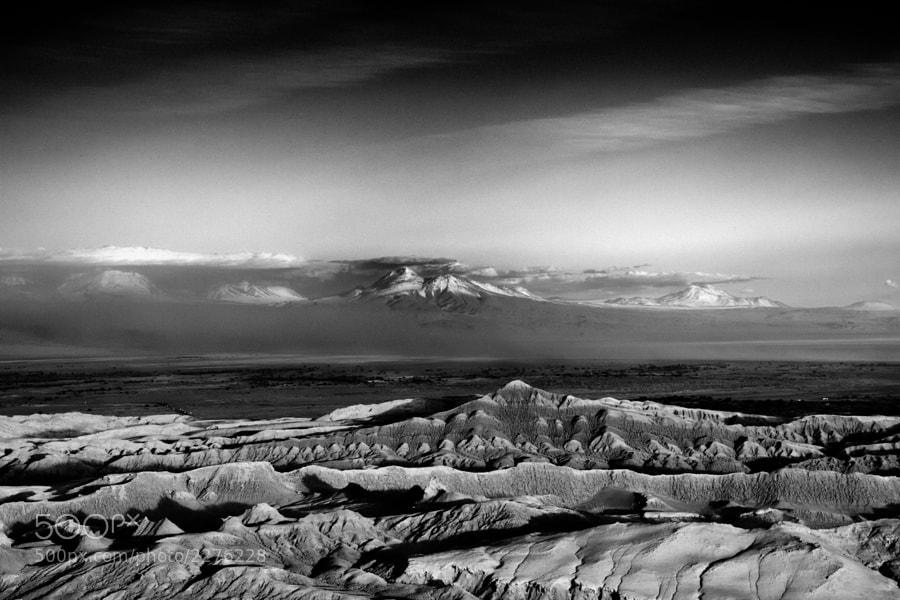 San Pedro de Atacama Landscape by carlos restrepo (carlosrestrepo) on 500px.com