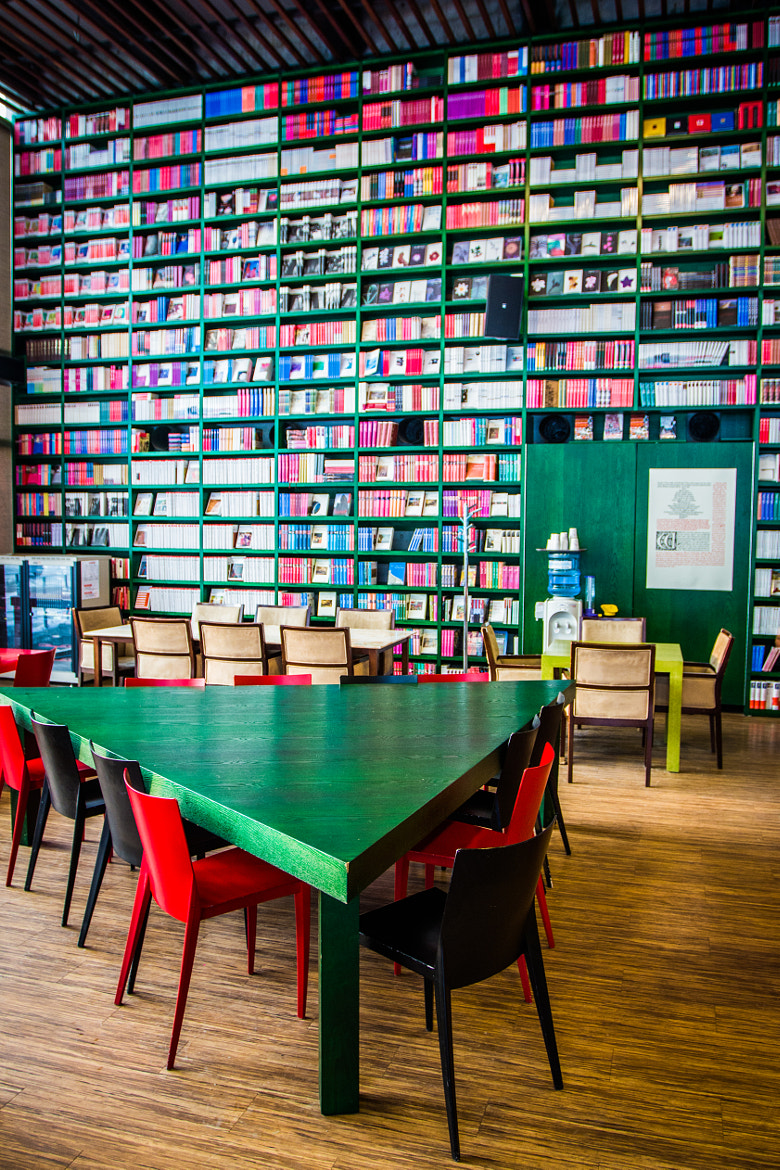 Photograph Foresta Book Cafe by SJ Song on 500px