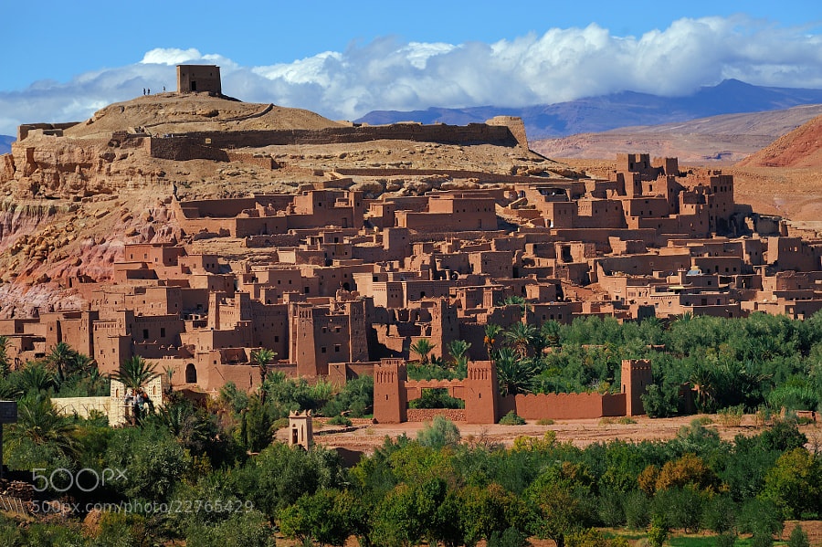Ait Benhaddou by Paulo Capiotti on 500px