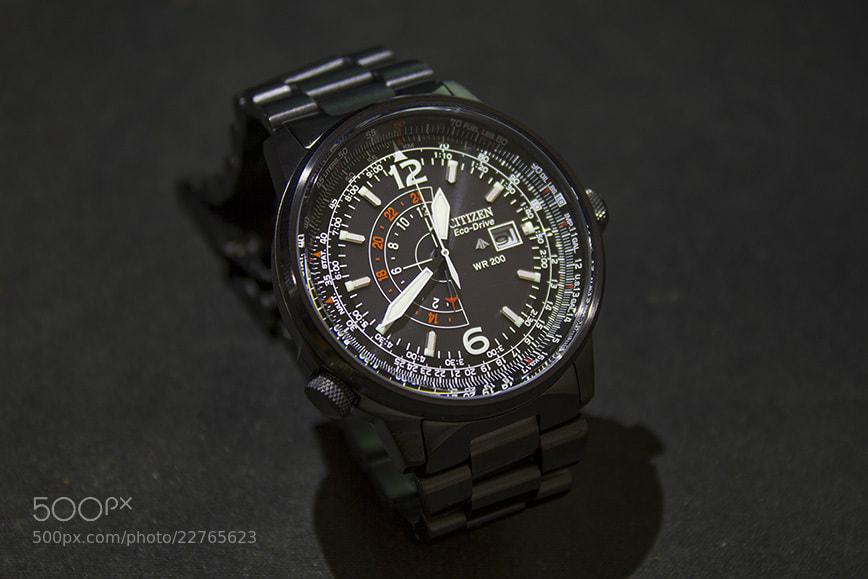 Citizen Nighthawk BJ7019-62E by Darryl biatch0 (biatch0)) on 500px.com