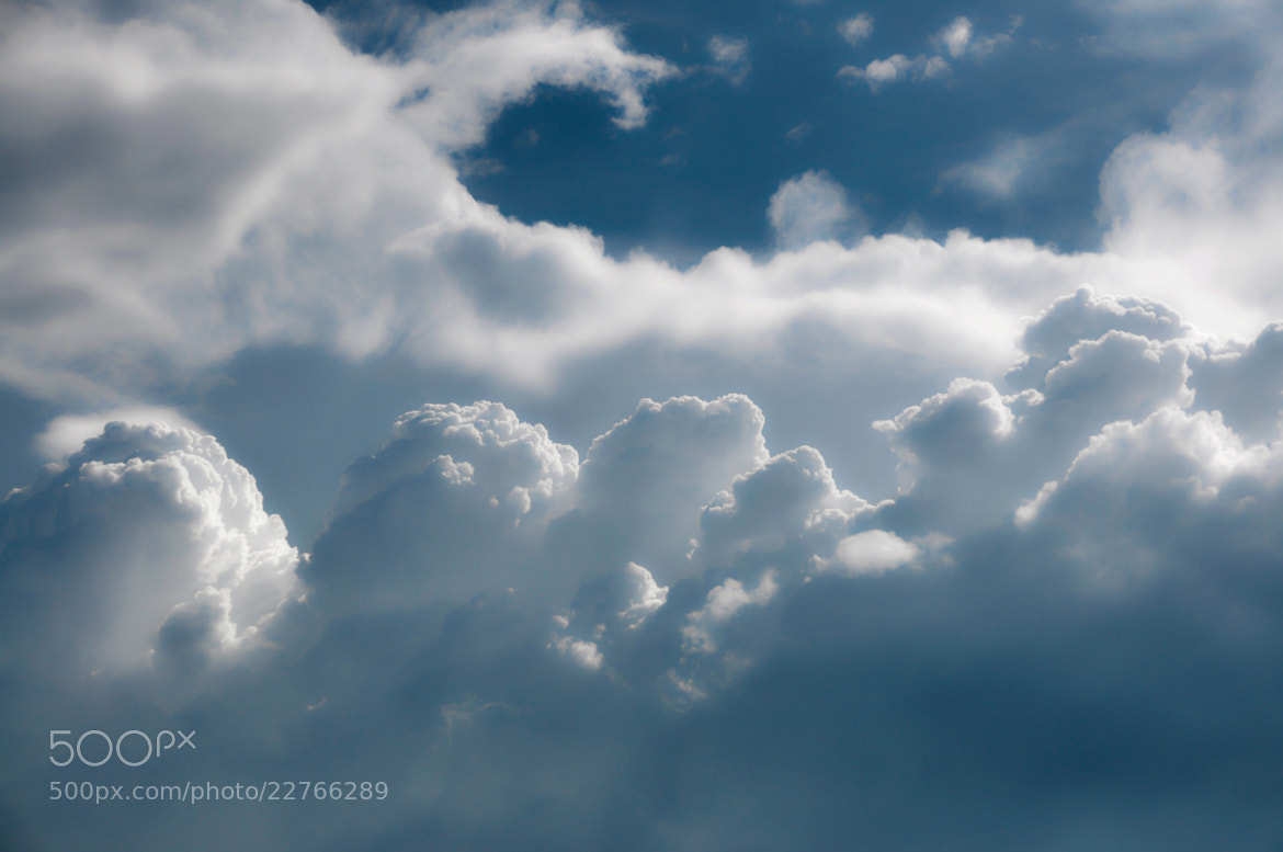 Photograph Clouds by Gobenath Bathumala on 500px