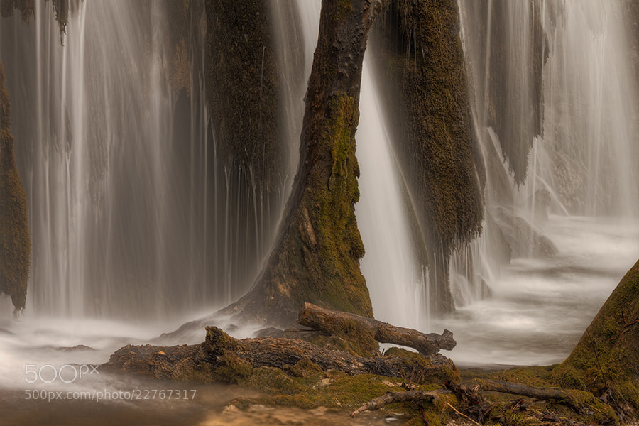 Photograph Mystery of waterfall by Tomislav Gašparović on 500px