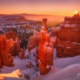 Bryce Canyon Sunrise by Chip Phillips (phillips_chip)) on 500px.com