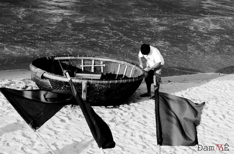 Photograph fishing by Đam Mê on 500px