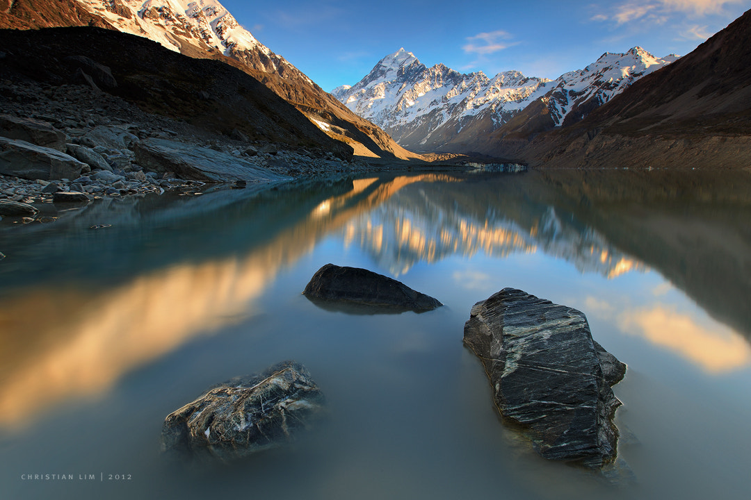 Photograph I Heart Aoraki by Christian Lim on 500px
