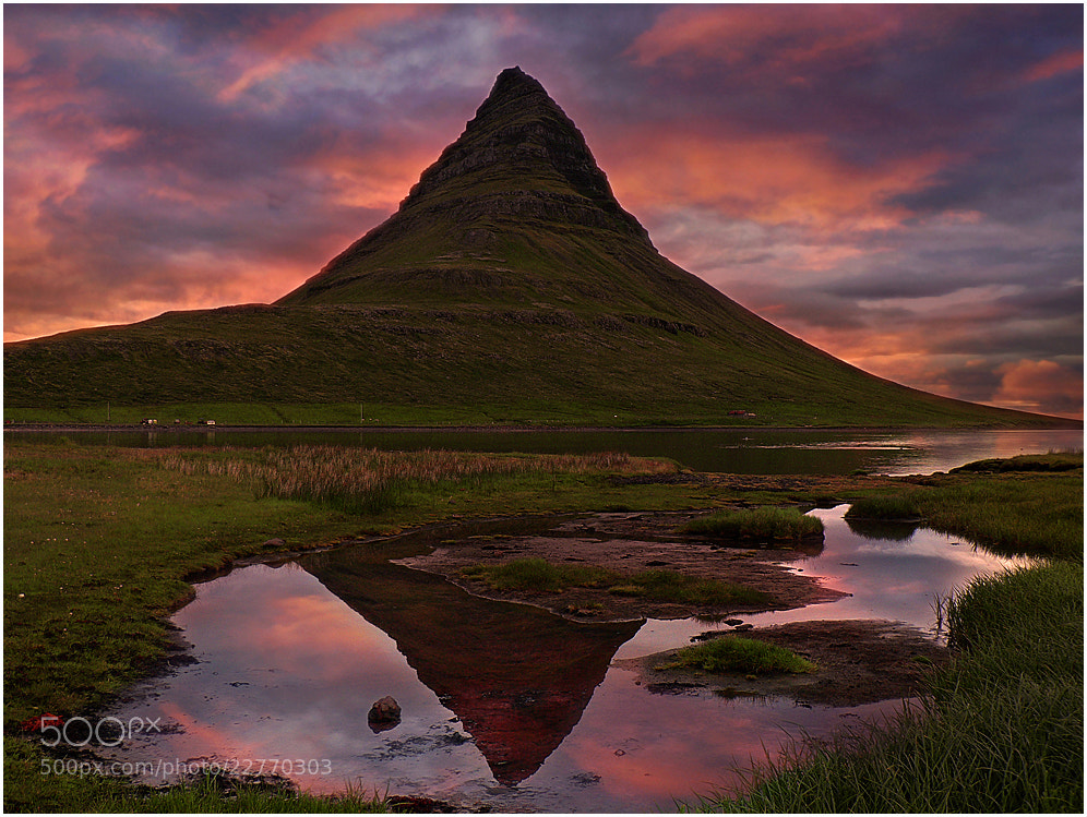 Photograph Kirkjufell by Uwe Müller on 500px