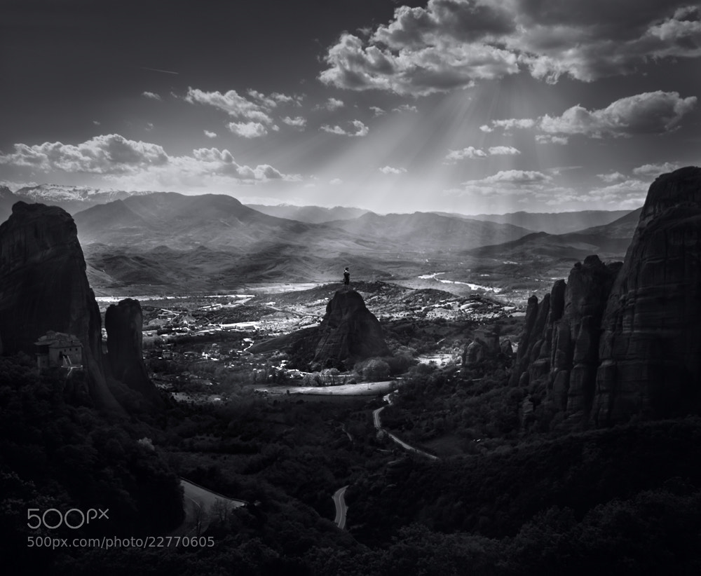 Photograph Meteora  by Cristina Ramos on 500px