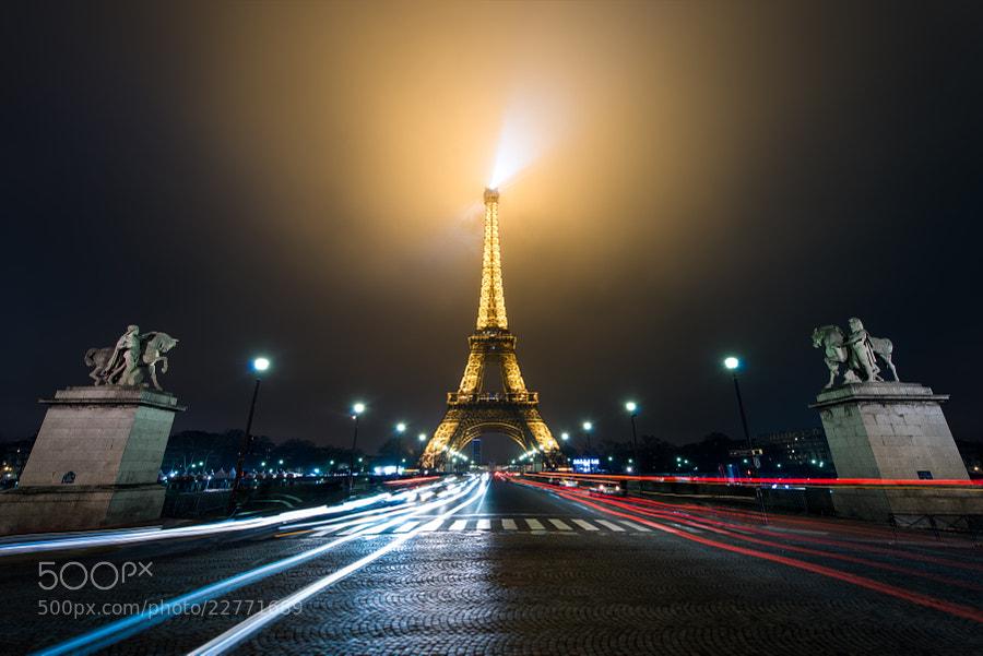 Paris's lighthouse