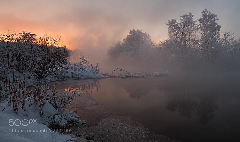 Photograph fire dawn by Marat Akhmetvaleev on 500px