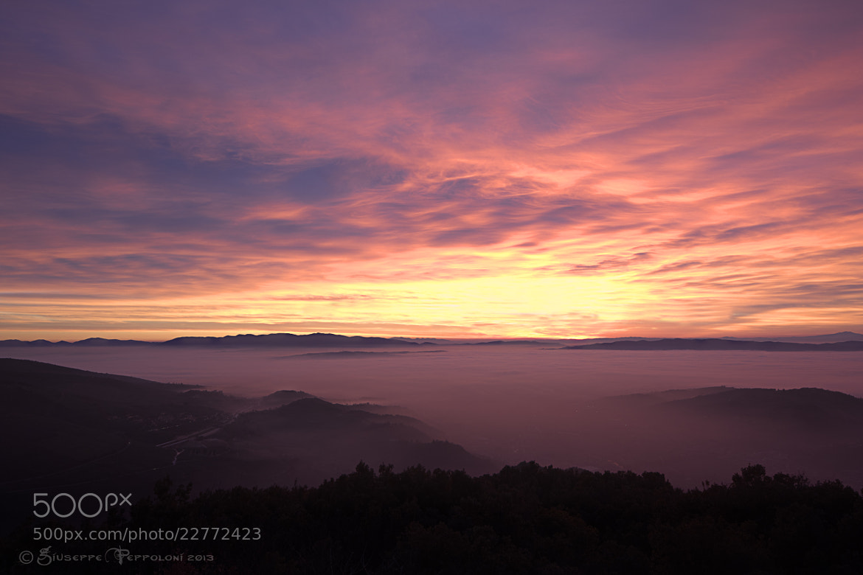 Photograph Sunset ☻ by Giuseppe  Peppoloni on 500px