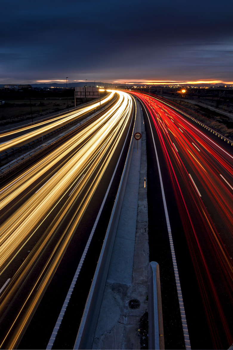Photograph Rush hour! by Tony Goran on 500px