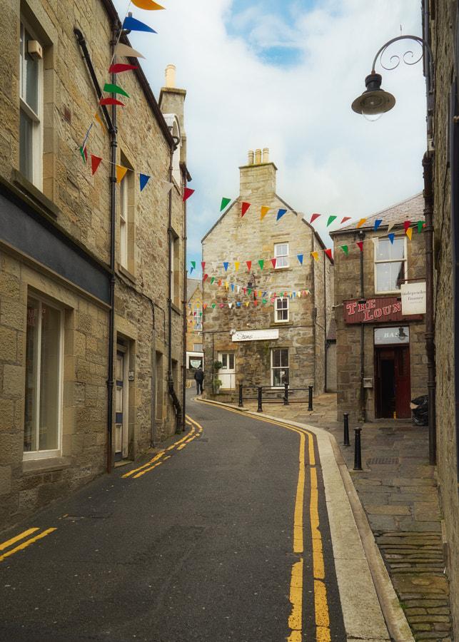 Shetland IX, Lerwick