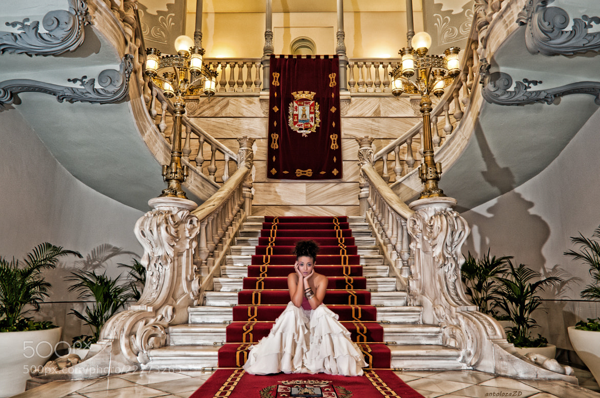 Photograph Imperial staircase by Antonio Lozano on 500px
