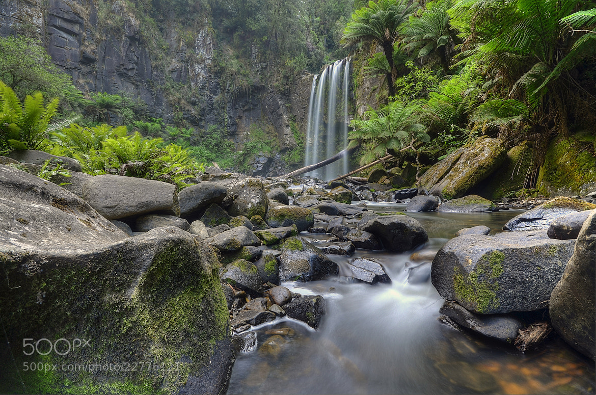 Photograph Hopetoun Falls. by Warren Patten on 500px