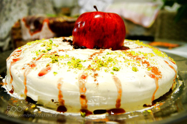Photograph Cake!  by Fatemeh Za on 500px