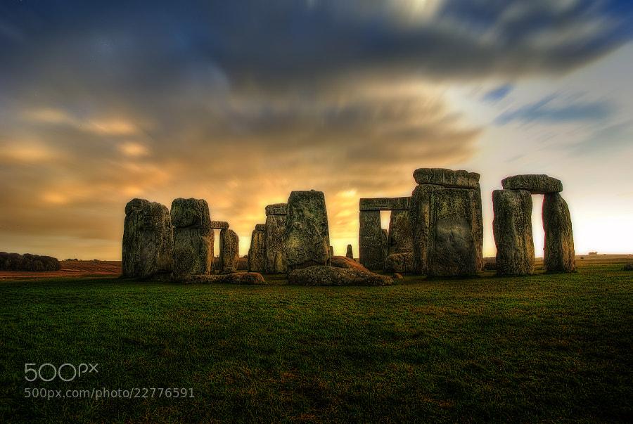 Stonehenge Foto por Francesco Alamia en 500px
