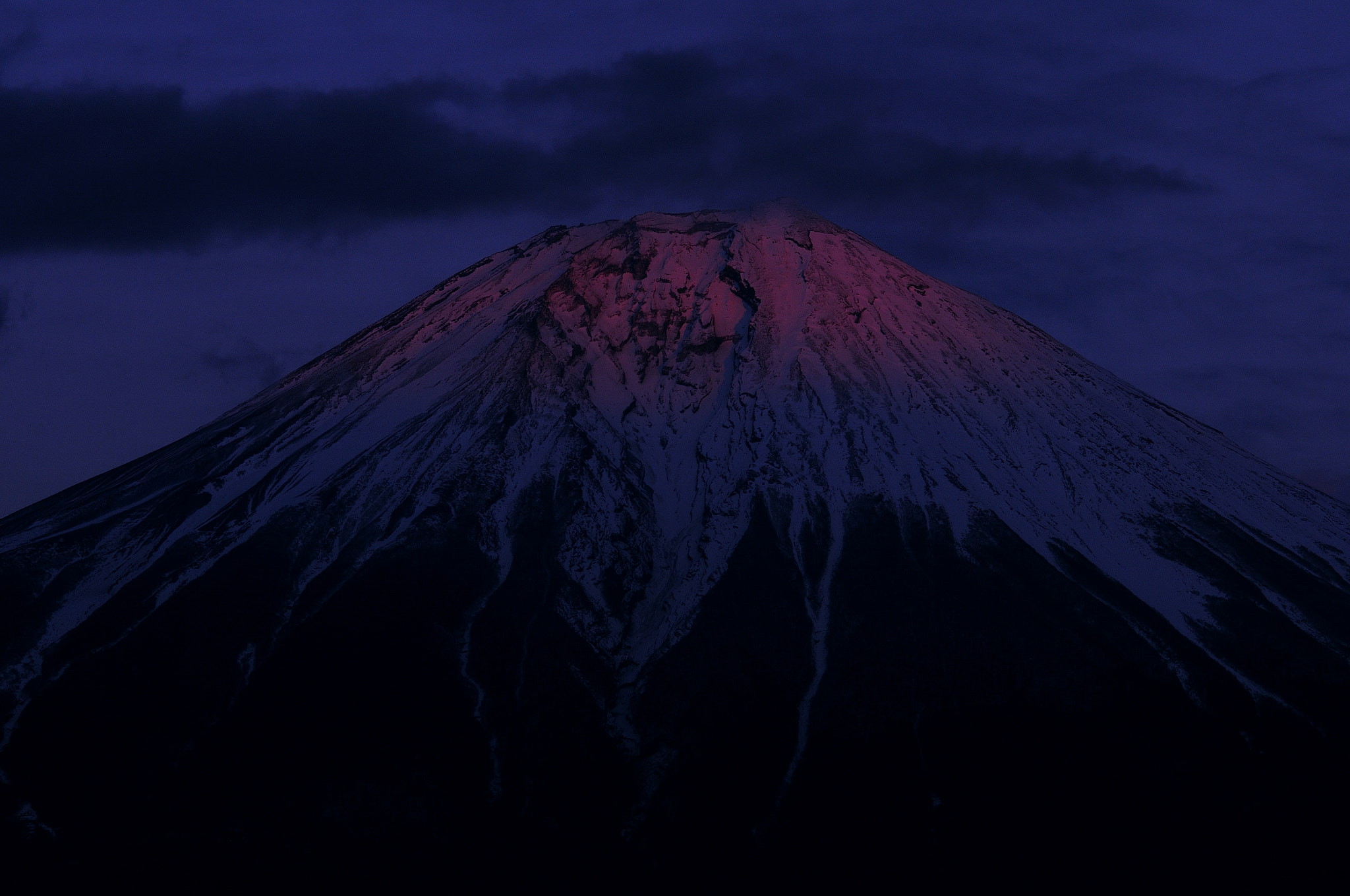 Photograph RED FUJI by Morikei  on 500px