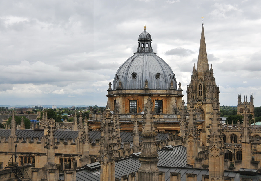 Oxford, UK by Sandra on 500px.com
