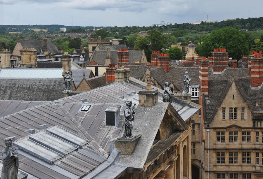 Oxford, UK by Sandra on 500px.com
