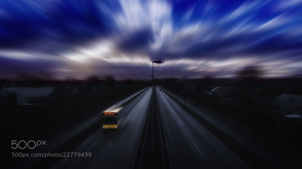 Photograph Fast Bus 137 by Ramoh Photography on 500px