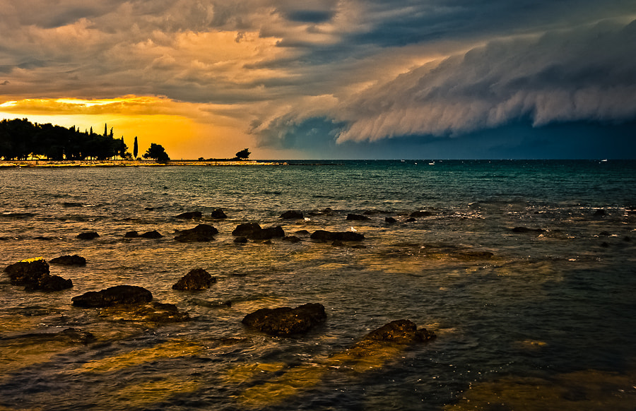 Photograph Before the storm by Brane Kosak on 500px