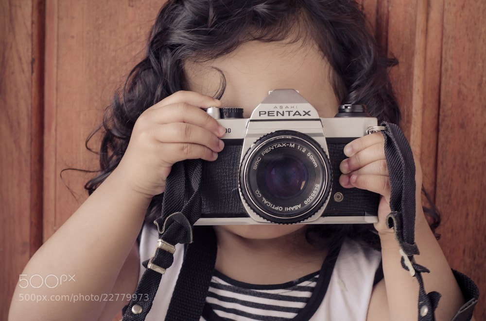 Photograph Smile! by Mariana Ito on 500px