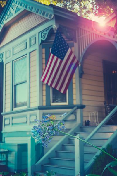 USA Porch Flag