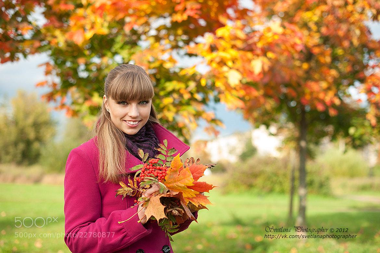 Photograph smile by Svetlana Lewis on 500px